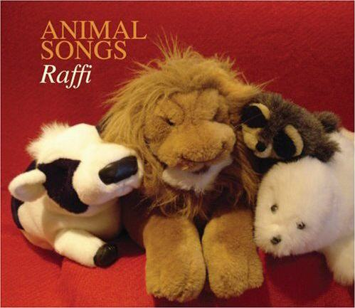 ANIMAL SONGS BY RAFFI (CD)