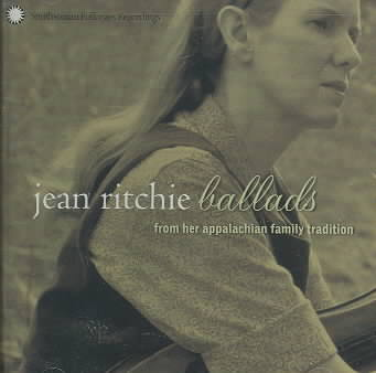 BALLADS FROM HER APPALACHIAN FAMILY T BY RITCHIE,JEAN (CD)