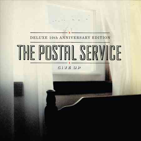 GIVE UP (DELUXE EDITION) BY POSTAL SERVICE (CD)
