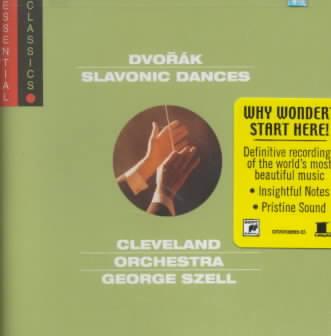 DVORAK:SLAVONIC DANCES BY SZELL,GEORGE/CLEVEL (CD)