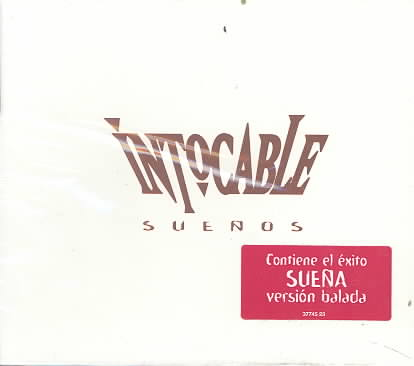 SUENOS BY INTOCABLE (CD)