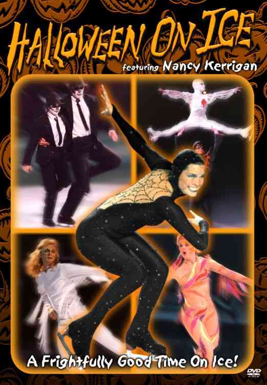 HALLOWEEN ON ICE BY KERRIGAN,NANCY (DVD)
